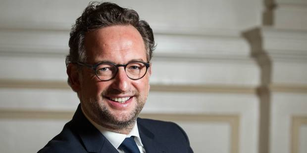Uccle : Boris Dilliès succède à Armand De Decker - La Libre