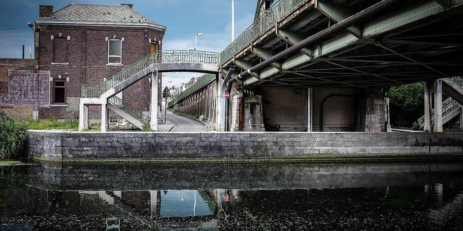 La louvi re le pont capitte n est pas kaput la libre - Meteo la louviere ...