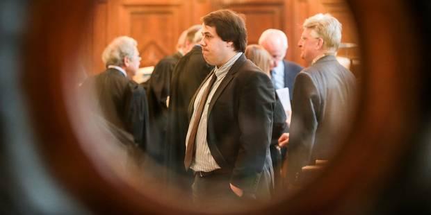 Une peine d'un an de prison requise en appel contre l'ex-député Laurent Louis - La Libre