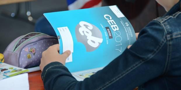 CEB: une épreuve plus difficile explique-t-elle la chute du taux de réussite? - La Libre