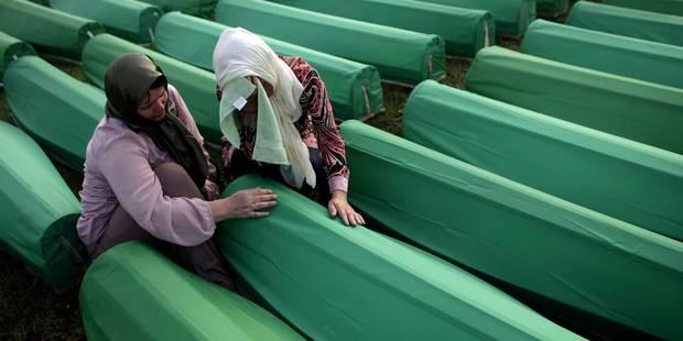 Les Pays-Bas partiellement responsables du massacre de Srebrenica en 1995 - La Libre