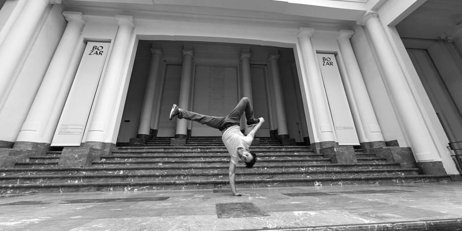 """""""YO"""", quand le hip hop belge entre au musée - La Libre"""