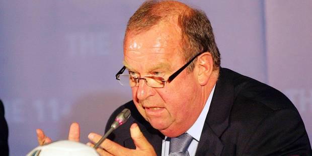 """Michel D'Hooghe sur les soupçons de corruption pour l'attribution des Mondiaux 2018 et 2022: """"Rien à me reprocher"""" - La ..."""
