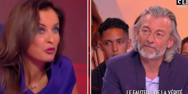 TPMP: Gilles Verdez se paye l'ex-Miss France Malika Ménard... qui ne se laisse pas faire (VIDEO) - La Libre