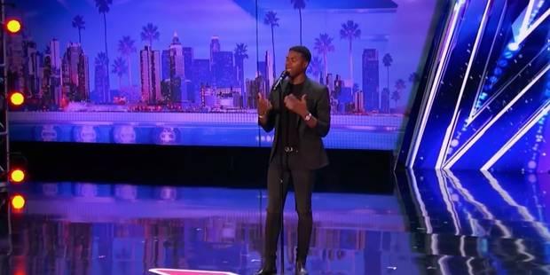 L'incroyable reprise de Whitney Houston par ce candidat d'America's Got Talent (VIDEO) - La Libre