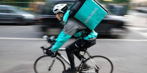 Deliveroo va sillonner Knokke et aimerait faire pareil à Ostende - La Libre