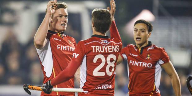 Les Red Lions battent la Nouvelle-Zélande pour le 2e fois en trois jours - La Libre