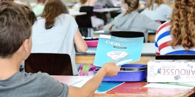 Seuls 2% des élèves qui ratent le CEB vont dans le général - La Libre