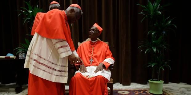 """Vatican: un cardinal souhaite que l'on """"ferme le robinet"""" de l'immigration - La Libre"""