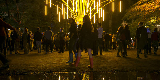 Les tops et flop de Couleur Café ce samedi : Dansons sous la pluie (PHOTOS) - La Libre