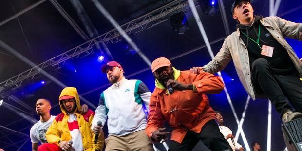 Niveau 4 : le rap belge c'est la Champions League - La Libre