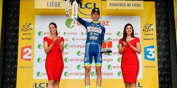 Tour de France: les débuts parfaits de Wanty-Groupe Gobert - La Libre