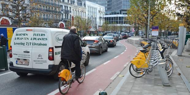 Quelle est la première cause des accidents de vélo ? - La Libre