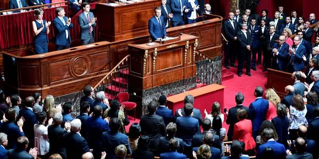 France: La réduction du nombre de parlementaires divise les intéressés - La Libre