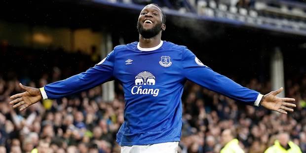 Everton accepte l'offre de Manchester United pour Romelu Lukaku - La Libre