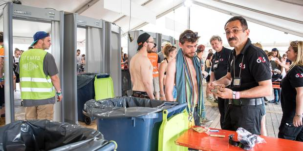 """Agressions sexuelles: """"Des mesures très concrètes sont prises"""" par les festivals - La Libre"""