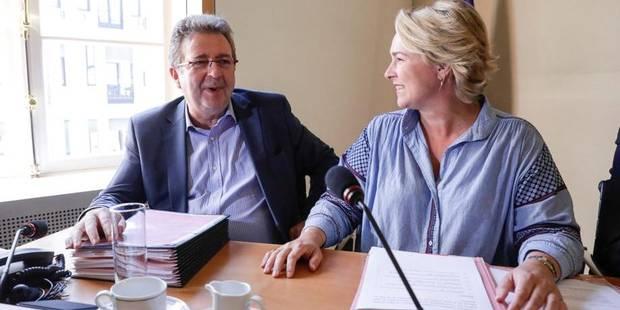 Contrairement au wallon, le gouvernement bruxellois fonctionne normalement - La Libre