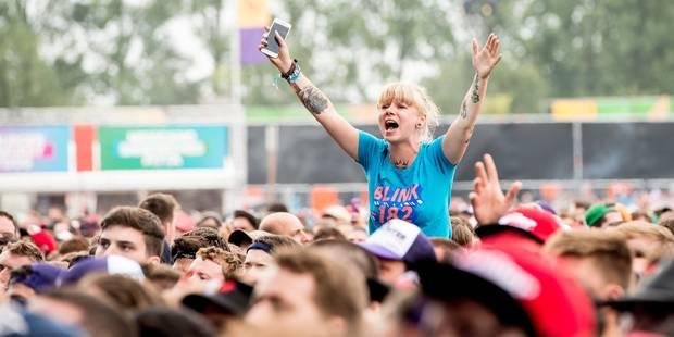 Agressions sexuelles: les festivals réagissent - La Libre