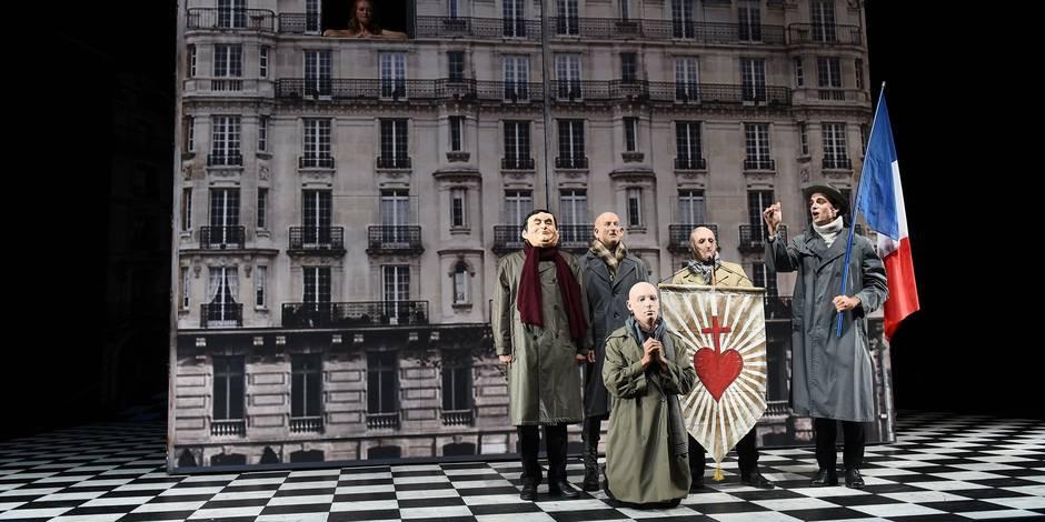 Festival d'Avignon: Taubira sur scène, Cassiers en politique - La Libre