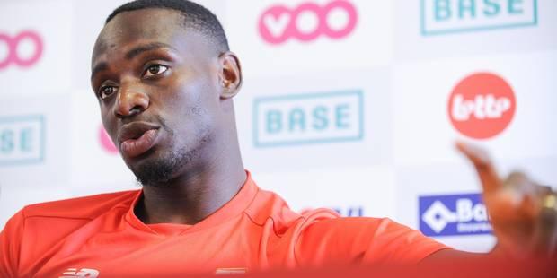 À quelle position Mpoku évoluera-t-il au Standard? - La Libre