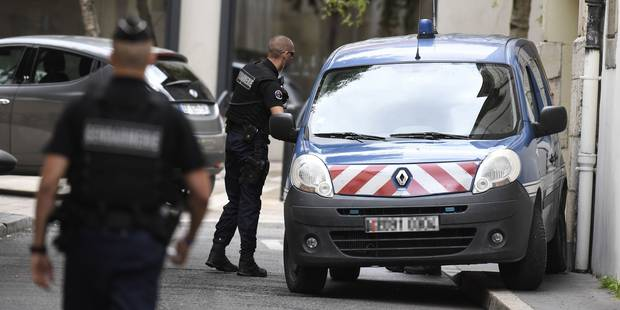 Opération antiterroriste franco-belge: le suspect français inculpé et écroué - La Libre