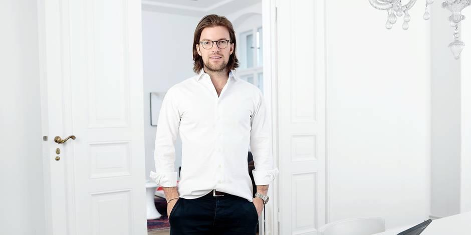 """Magnus Resch, l'inventeur du """"Shazam pour l'art"""""""