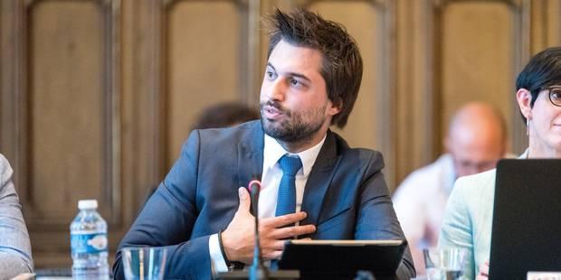 Mons: La majorité PS/cdH serre la vis à Bouchez - La Libre