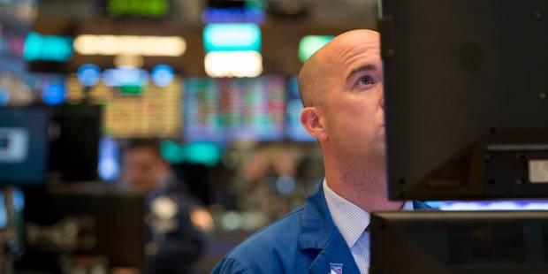 Bourse de Bruxelles : les marchés européens résistent dans le calme - La Libre