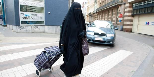 L'interdiction belge du niqab ne viole pas les droits fondamentaux, disent les Droits de l'homme - La Libre