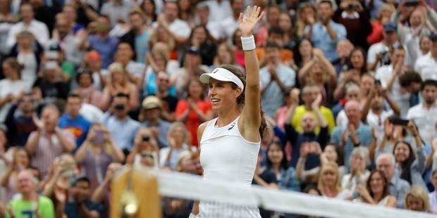 Johanna Konta, le renouveau du tennis féminin britannique? - La Libre