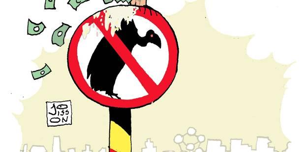 Les fonds vautours planent toujours sur la Belgique... (OPINION) - La Libre