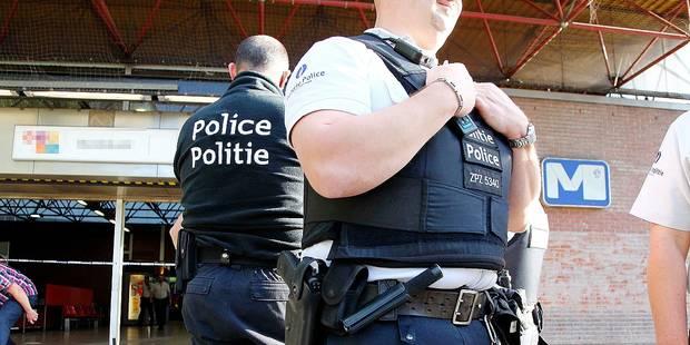 La criminalité en baisse dans les transports publics bruxellois - La Libre
