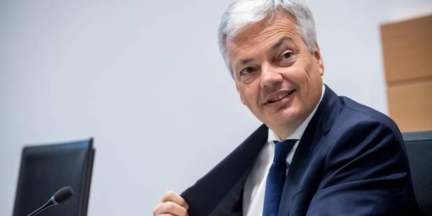 Kazakhgate : Reynders confirme un contact avec Me Degoul mais à propos de Jean-Pierre Bemba - La Libre