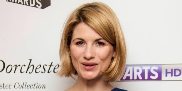 """Le nouveau Seigneur du temps de la série britannique """"Doctor Who"""" est une femme - La Libre"""