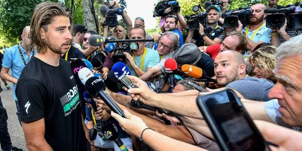 """Peter Sagan: """"la décision du jury est une grosse faute"""" - La Libre"""