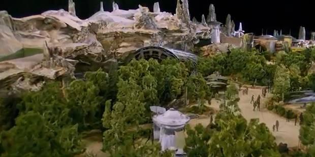 Vous êtes fan de Star Wars? Vous aurez très envie de dépenser vos économies pour aller à Orlando (VIDEO) - La Libre