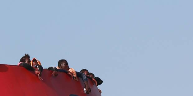 Crise des migrants: L'UE cherche à limiter l'exportation de canots gonflables vers la Libye - La Libre