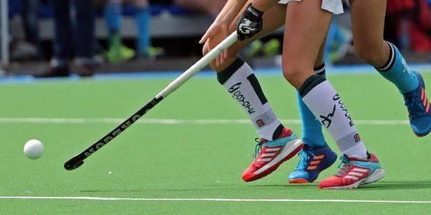 Hockey: les Dames de Bruges joueront en DH la saison prochaine! - La Libre