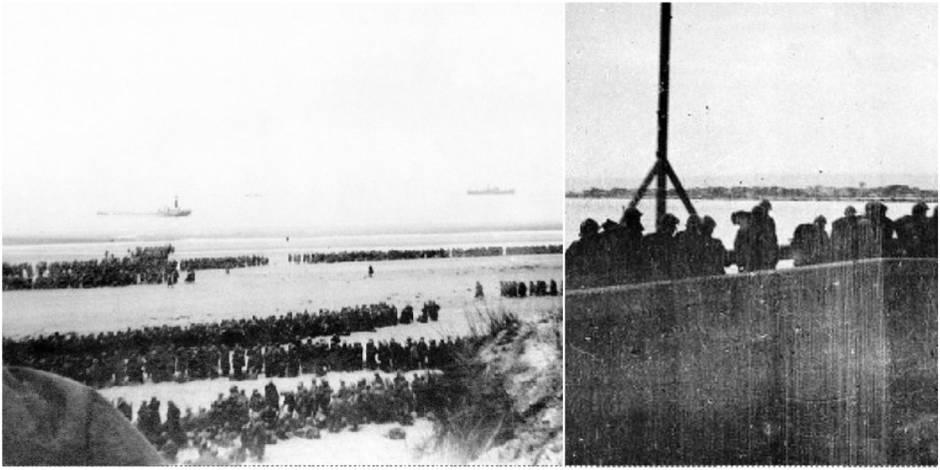 A Dunkerque, sur les traces de la bataille, dans les pas de Christopher Nolan (REPORTAGE) - La Libre