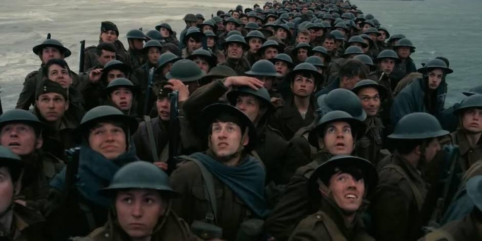 """""""Dunkerque"""" ou l'embarquement de Picardie: Christopher Nolan retourne sur une plage d'histoire"""