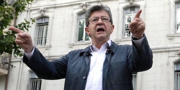 Jean-Luc Mélenchon également sous le coup d'une enquête sur les assistants d'eurodéputés - La Libre