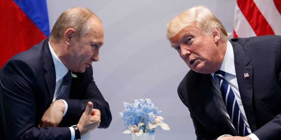Trump et Poutine ont eu une discussion supplémentaire pendant le G20