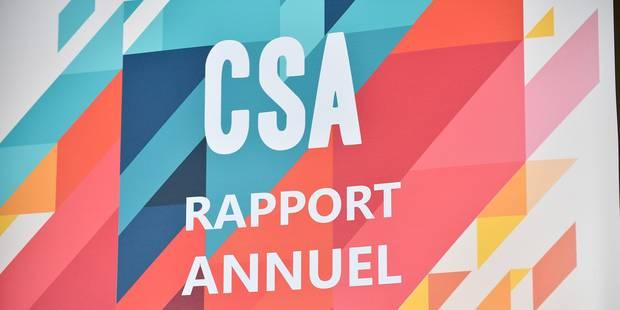 Le CSA contrôle désormais 20 WebTV - La Libre