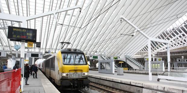 Les gares de Bruxelles-Midi, Anvers Central et Liège-Guillemins davantage contrôlées - La Libre