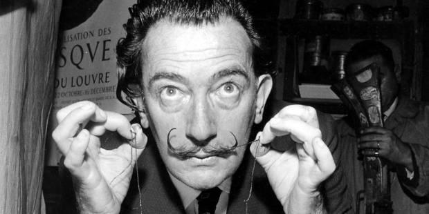 Salvador Dali sera exhumé ce jeudi pour un test de paternité - La Libre