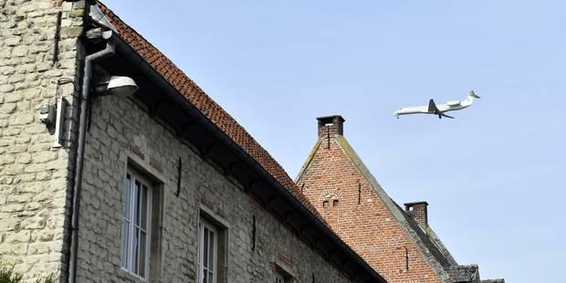 Fremault obtient gain de cause dans le dossier de survol de Bruxelles: Deux routes 'fermées' la nuit - La Libre