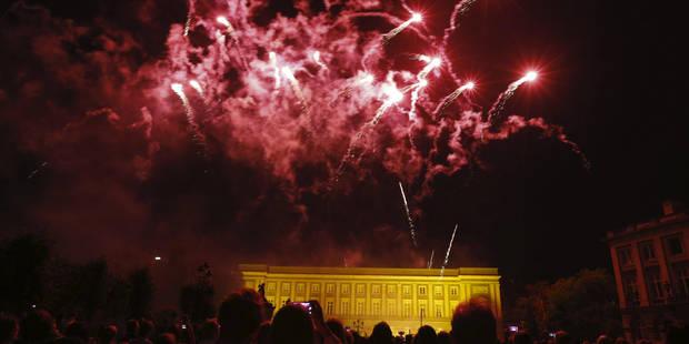 Plus de 230.000 personnes ont assisté aux festivités du 21 juillet à Bruxelles (PHOTOS et VIDEOS) - La Libre