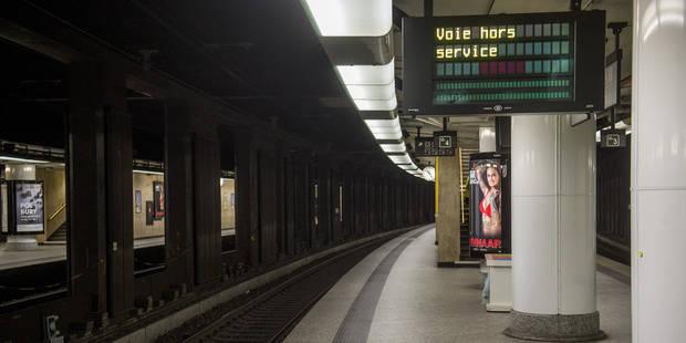 Un tout petit service minimum sur le rail - La Libre