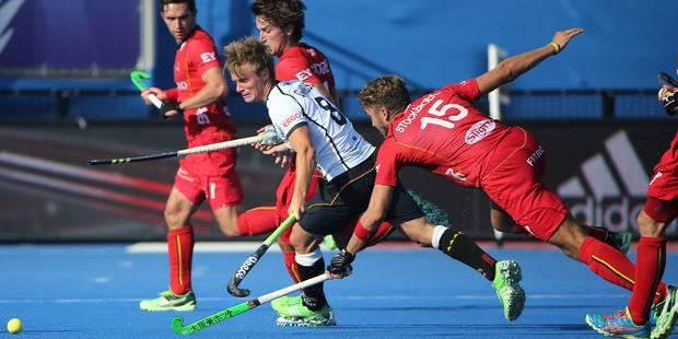 World League: Médaille d'or pour les Belges qui humilient les Allemands (6-1) - La Libre