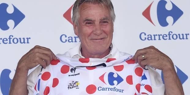 """Lucien Van Impe victime d'une crise cardiaque: """"Il se sentait très mal et avait des douleurs à la poitrine"""" - La Libre"""